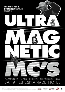 ultramagnetic flyer post size