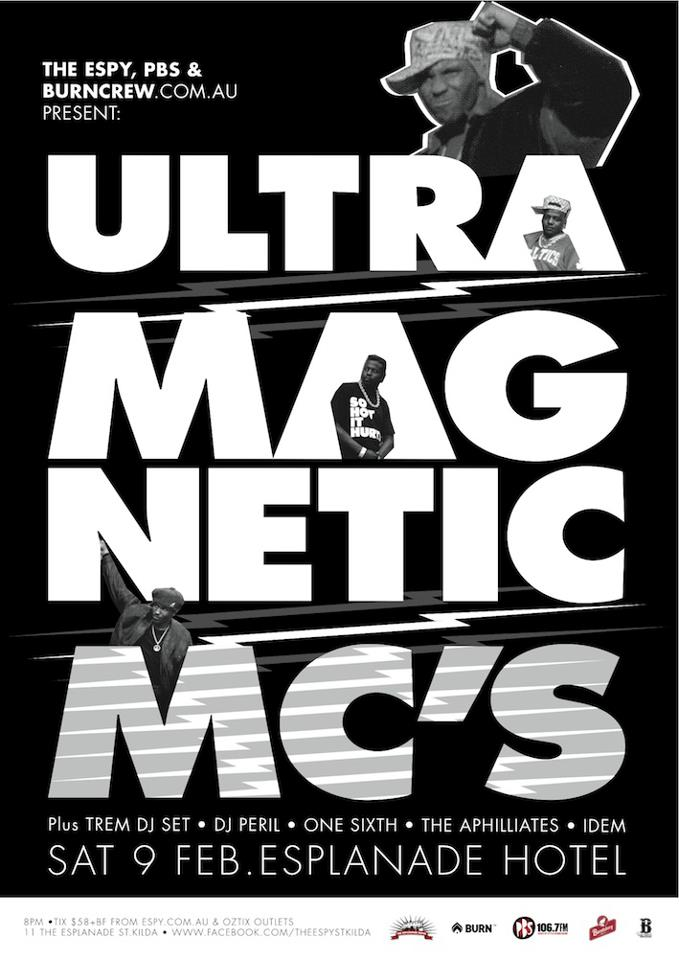 ultramagnetic flyer