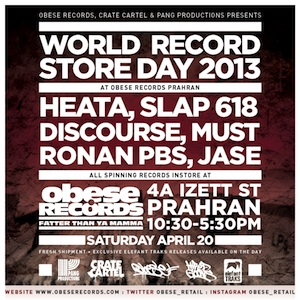 world record store day small