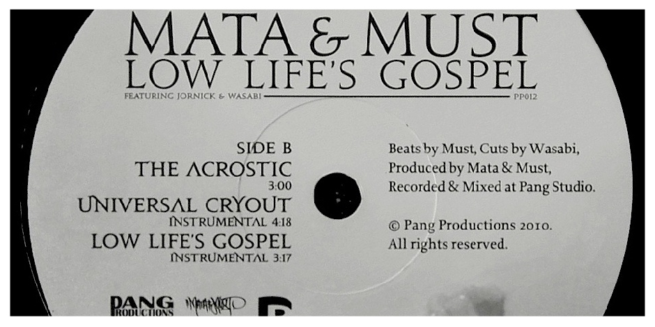 'Low Life's Gospel' Re-issue Out Now