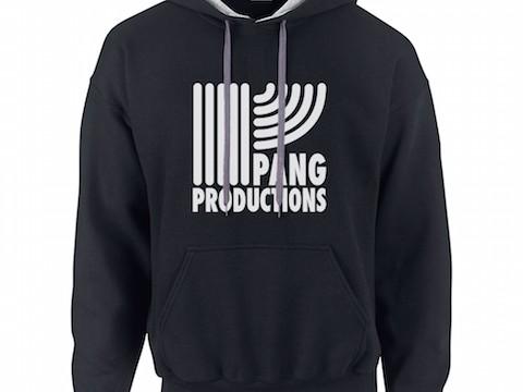 Pang Hood Black/Grey