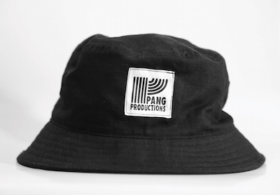 Pang Bucket Hat Black