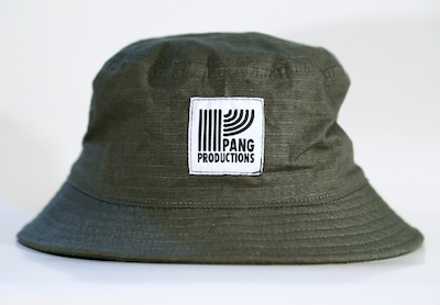 Pang Bucket Hat Olive