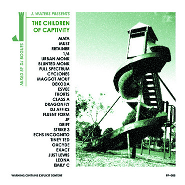 J. WATERS PRESENTS - The Children Of Captivity (CD)
