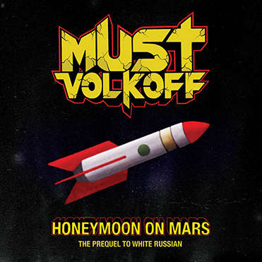 MUST VOLKOFF - Honeymoon On Mars EP (CD)