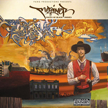 RETAINER - Valley Of Black Daisies (CD)
