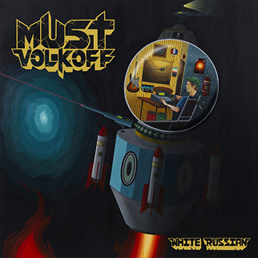 MUST VOLKOFF - White Russian (2LP)