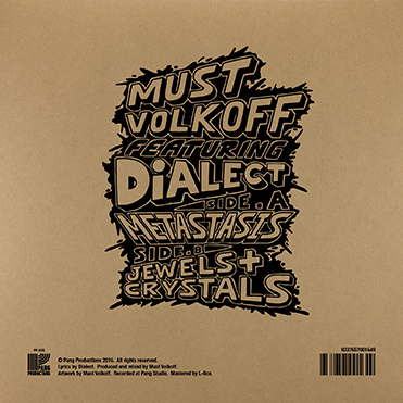 MUST VOLKOFF FT. DIALECT - Metastasis | Jewels & Crystals (7"|371|371|?|1fa3a85a904b340fabb95dab179ce96a|False|UNLIKELY|0.3558230698108673