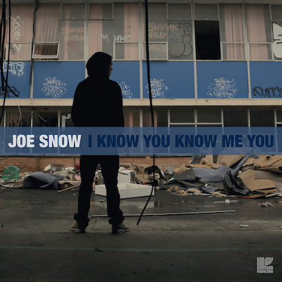 JOE SNOW - I Know You Know Me You (EP)