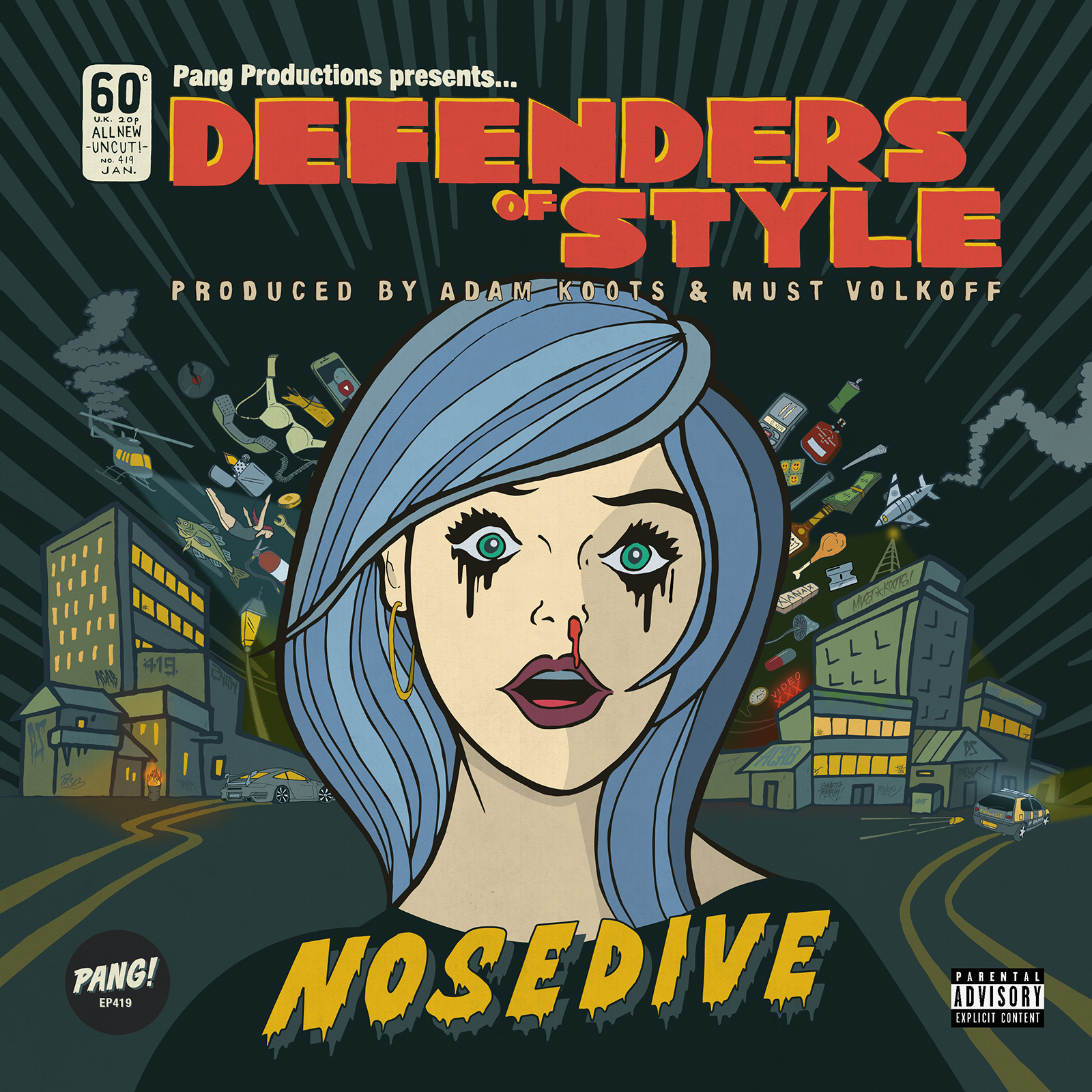 DEFENDERS OF STYLE - Nosedive (12\