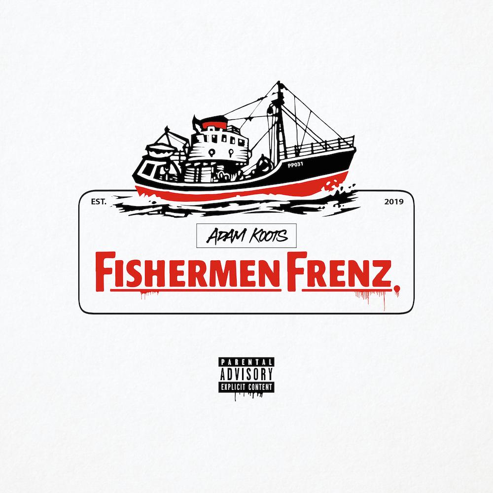 ADAM KOOTS - Fishermen Frenz (Digi EP)